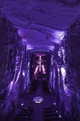 Visita Catedral De Sal Zipaquirá